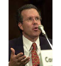 Carl Shusterman Testifies Before Senate Subcommittee On Immigration