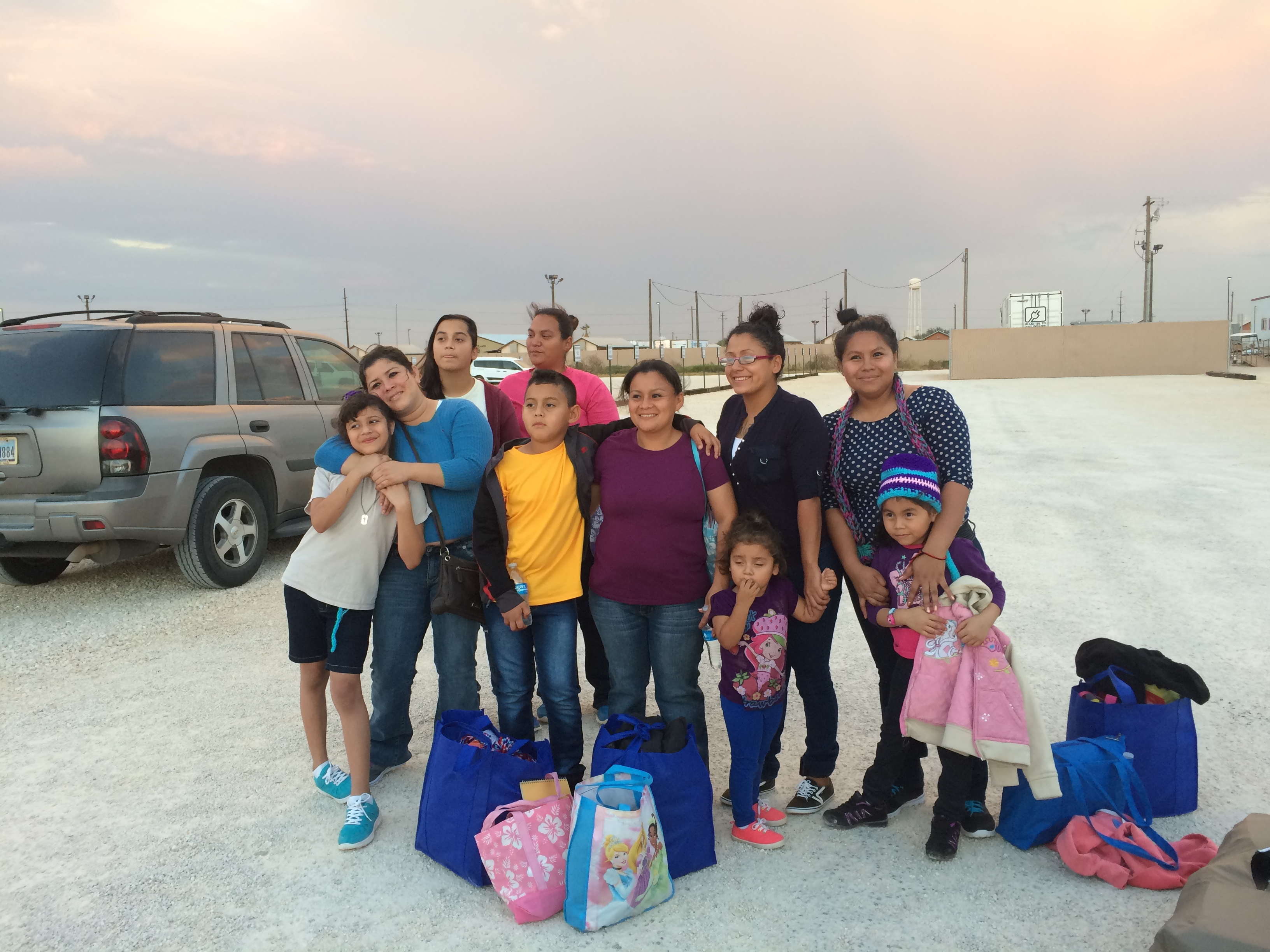 Our Week at the Dilley Detention Center 17