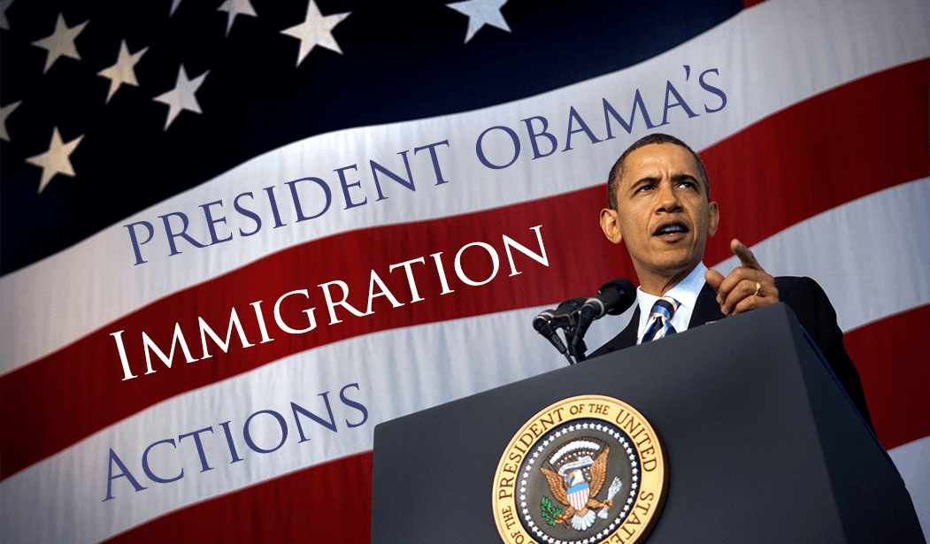 Obama immigration actions