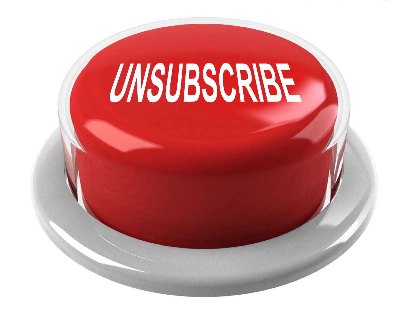 Unsubscription Confirmation 1