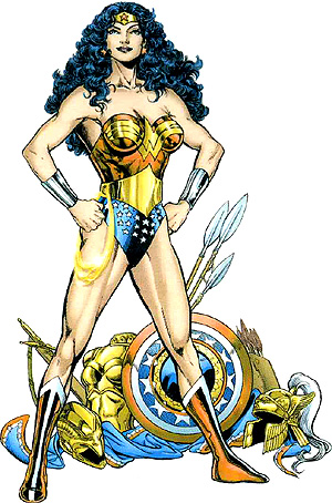 Immigrant Superheroes